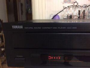Yamaha CDC-665 CD Player