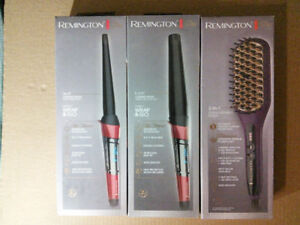 Curling Wand and Straightener and curler