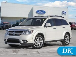 2017 Dodge Journey R/T GT w/Leather, DVD, and More!