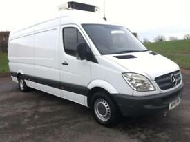 2011 61 MERCEDES-BENZ SPRINTER 313 FRIDGE FREEZER