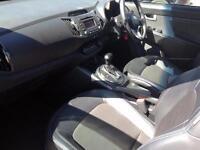 2012 KIA SPORTAGE 2.0 CRDi KX 2 5dr Auto SUV 5 Seats