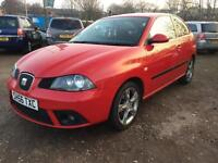 2006 Seat Ibiza 1.4 DAB Special Edition 3dr Petrol