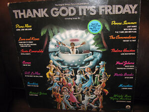 (3 ALBUM SET) - THANK GOD IT'S FRIDAY (Original Motion Picture S Regina Regina Area image 1