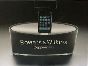 Bowers & Wilkins Zeppelin Mini Docking Speaker for iPod/iPhone