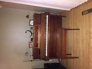 Great condition Piano for sale!