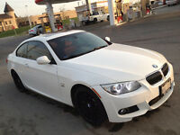 2011 BMW 335i Xdrive Coupe All Wheel Drive 300HP Twin Turbo Mint