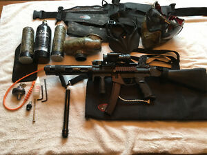 Tippmann A5 kit (mp5 mod and accessories) Amazing Value!!!!! Windsor Region Ontario image 9