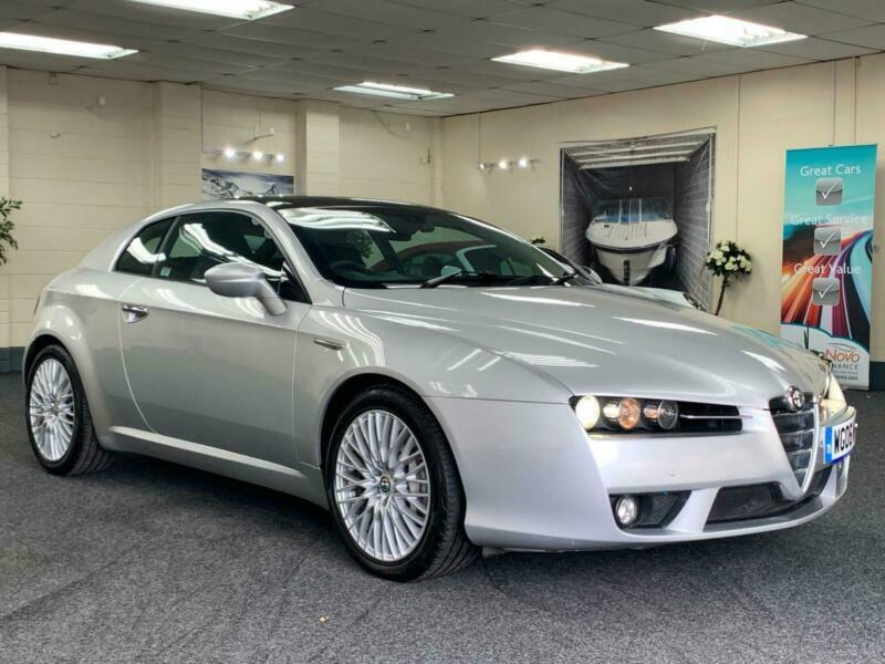 2006 Alfa Romeo Brera 3 2 Jts V6 Q4 Sv Immaculate Vig Specification Coupe In Vale Of Glamorgan Gumtree