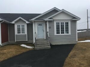 Lovely seniors condo in Mount Pearl