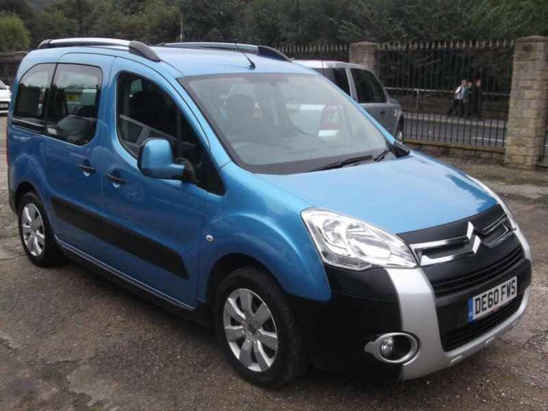 2010 60 citroen berlingo 1 6hdi 90hp multispace xtr in sheffield south yorkshire gumtree. Black Bedroom Furniture Sets. Home Design Ideas