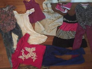 Girls size 8 lot of clothes