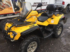 Can-Am Outlander max 800 xt 2008