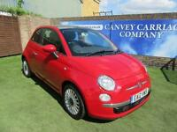 2012 Fiat 500 1.2 Lounge Dualogic 3dr (start/stop)