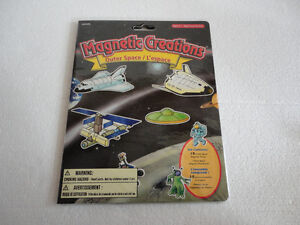 Brand new magnetic creations Outer Space wall hanging kit London Ontario image 1