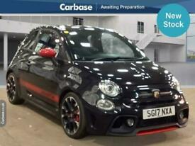 image for 2017 Abarth 595 1.4 T-Jet 180 Competizione 3dr HATCHBACK Petrol Manual