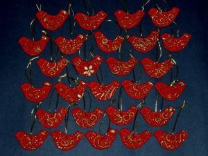 "hand crafted ""DOVES"" for gifts or decorating Cambridge Kitchener Area image 3"