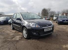 Ford Fiesta 1.6 2006MY Ghia
