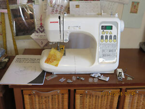 Janome Computerized EX 30 Sewing Machine
