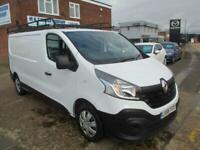 2016 Renault Trafic 1.6 dCi ENERGY 29 Business LWB Standard Roof EU6 (s/s) 5dr P