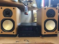Onkyo CR-N755 Micro System with Speakers