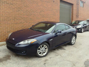 2008 Hyundai Tiburon GS Coupe (2 door) *CERTIFIED AND EMISSIONS*