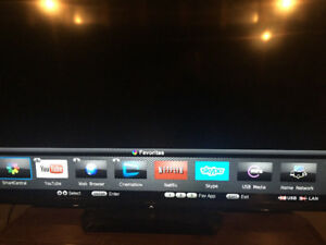 "70"" Smart Tv Sharp Aquos plasma!"
