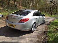 Vauxhall insignia SRI Low mileage