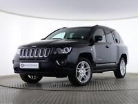 2013 Jeep Compass 2.4 VVT Limited Station Wagon P-Tech 4x4 5dr