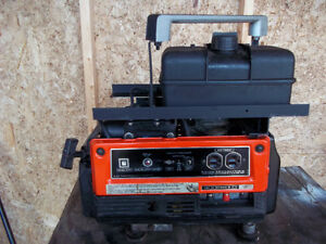 PORTABLE GENERATOR FOR SALE 1400 WATT / 110 VOLT AC.