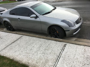 WIFE WANTS GONE!! Infiniti G35 Coupe With MODS!!