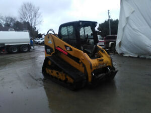 2010 279 Cat Skidsteer For sale $28,900.00 OBO
