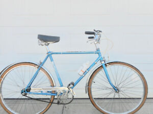 ***TWO MEN'S OLD FASHIONED CRUISER BIKES***