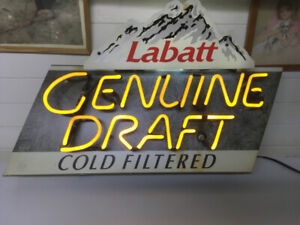 Beer signs , cash register scale plus more
