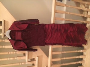 C.M. Couture Evening Gown/Mother of the Bride Dress