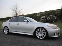 2007 BMW 530d M Sport ** LOW MILES**AUTO**FULL LEATHER**