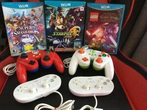 Manette PDP Mario, Yoshi, Super Smash Bros, Star Fox