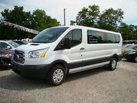 2015 Ford Transit Wagon 15 Passenger Replaces Econoline E350
