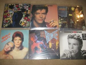Vinyl Records LP's My personal collection EX to mint TRADES