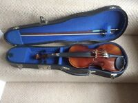 Boosey and Hawkes 1/4 size violin