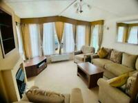 Beautiful 2 bedroom holiday home ONLY £536 PER MONTH CALL JAMES 07495 668377