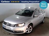 2014 VOLKSWAGEN PASSAT 2.0 TDI Bluemotion Tech S 5dr Estate