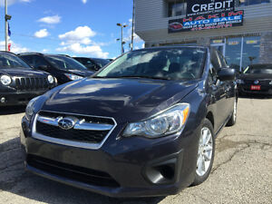 2012 Subaru Impreza 2.0i Touring Package/49km/AWD/Heated Seats