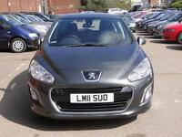 2011 Peugeot 308 1.6 e-HDi Active 5dr (start/stop)