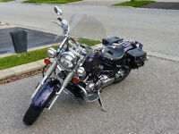 Beautiful 2001 Yamaha V-Star 650