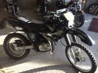 Wanted Yamaha DT 125 RE Spares /Repairs/Whole Bike