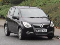 2009/09 Vauxhall Agila 1.0i ecoFLEX, 24 MONTHS (2 YEARS) COMPREHENSIVE WARRANTY