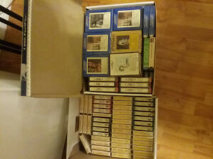 8 Track Tapes for Sale