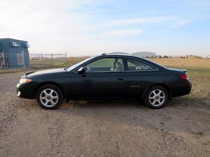1999 Toyota Solara SLE Coupe (2 door)
