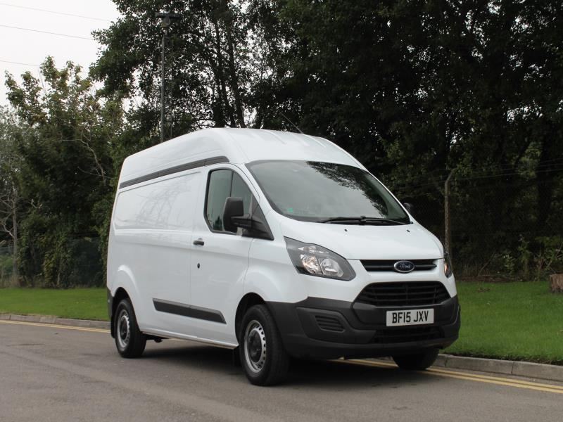 2015 ford transit custom medium high roof in pontypridd. Black Bedroom Furniture Sets. Home Design Ideas