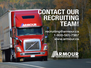 Driver Positions Available